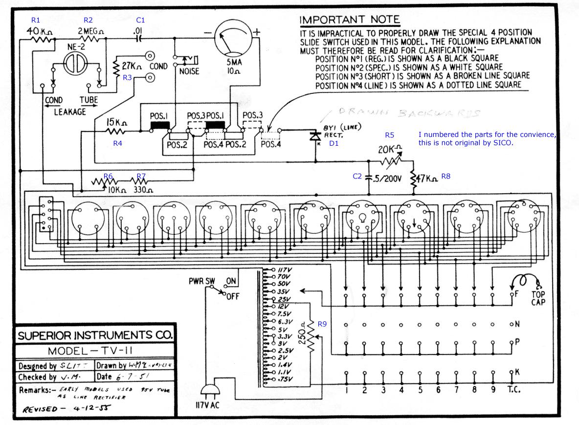SUPERIOR INSTRUMENTS COMPANY (SICO) on hose tester, inverter tester, corevalve compression tester, air filter tester, line tester, block tester, backflow tester, vacuum tester, cable tester, lamp tester, fuse tester, electronic ignition tester,