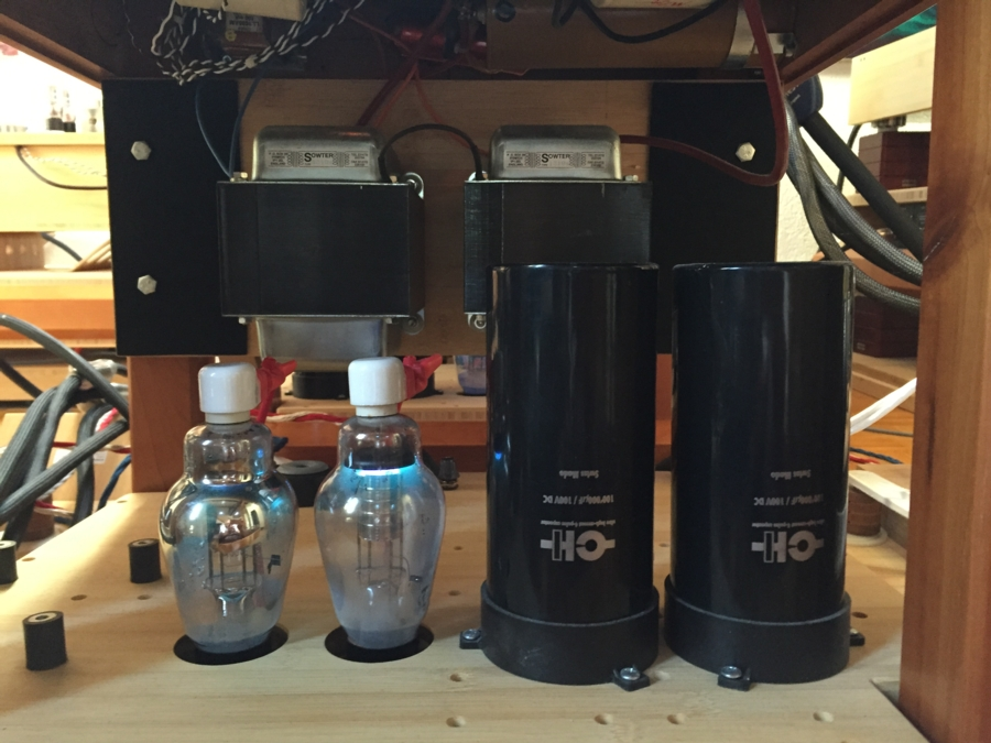 GM70 triode Amplifier Kit