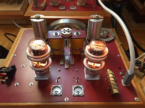 GM70 triode Amplifier Kit