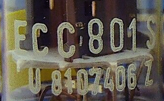 FAKE TUBES LIKE ECC803S and others