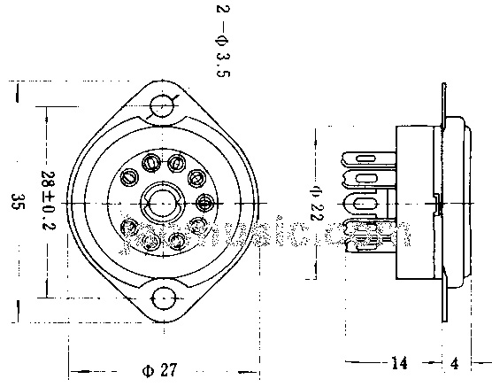tube sockets product overview